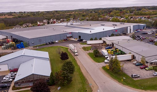 Check out the West Bend location of Metalcraft of Mayville.